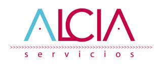 Alcia Servicios – Tareas de hogar, limpieza y servicio doméstico en Lugo Logo