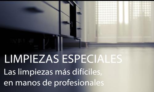 Imagen servicio limpiezas especiales Alcia