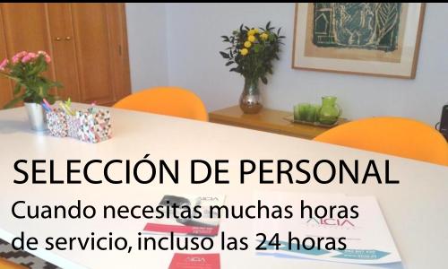 Imagen servicio selección de personal doméstico Alcia